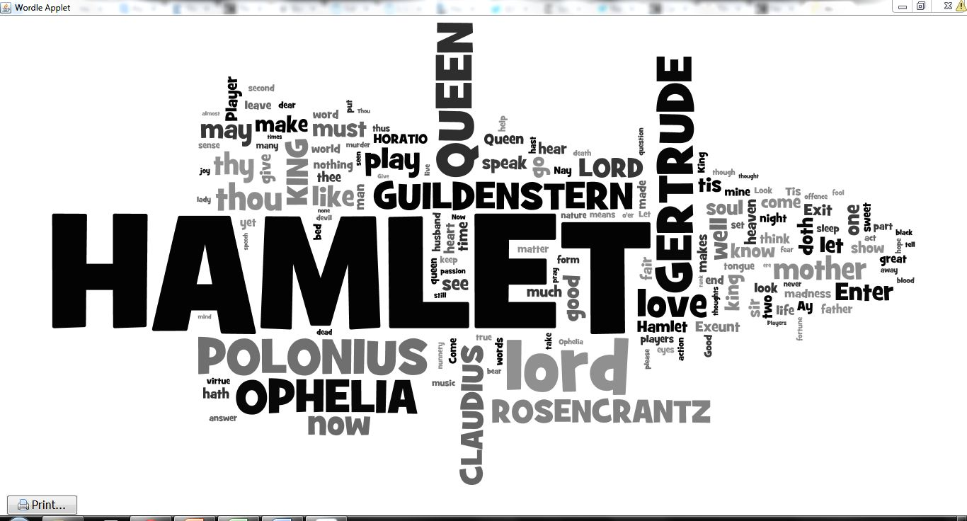hamlet lit devices Get free homework help on william shakespeare's hamlet: play summary, scene summary and analysis and original text, quotes, essays, character analysis, and filmography courtesy of cliffsnotes.