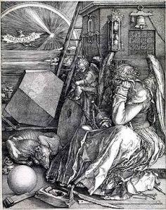 Dürer -- Melancolia I